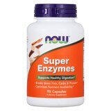 Super Enzymes NOW 90 капс.