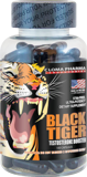 Black Tiger Cloma Pharma 100 капс.