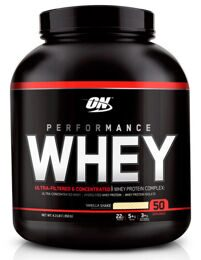 Performance Whey Optimum Nutrition 1900 гр.