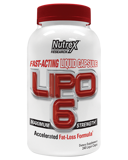 LIPO-6 Nutrex Research, 240 капс.