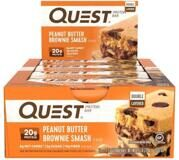 QuestBar Peanut Butter Brownie Smash Quest Nutrition 60 гр.