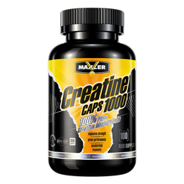 Creatine Caps 1000 Maxler 100 капс.