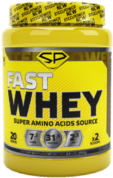 FAST WHEY STEEL POWER NUTRITION 900 гр.