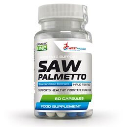 Saw Palmetto WestPharm 60 капс.