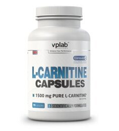L-Carnitine VP Laboratory 90 капс.