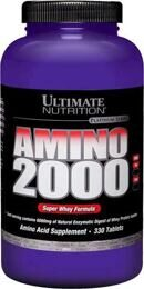 Amino 2000 Ultimate Nutrition 330 таб.