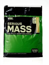 Serious Mass Optimum Nutrition 5.44 кг. USA