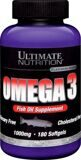 Omega-3 1000 мг Ultimate Nutrition 90 капс.