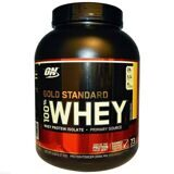 100% Whey Gold Standard Optimum Nutrition 2.27 кг. USA