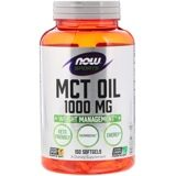 MCT Oil 1000 мг NOW 150 капс.