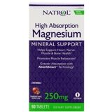 Magnesium High Absorption Natrol 60 таб.