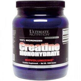 Creatine Monohydrate Ultimate Nutrition 1000 гр.