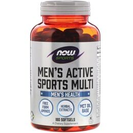 Men's Active Sports Multi NOW 90 капс.