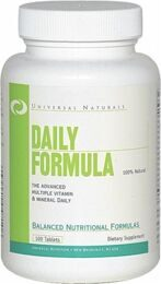 Daily Formula Universal Nutrition 100 таб.