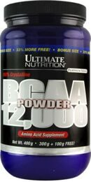 BCAA Powder 12000 Ultimate Nutrition 400 г.