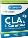 CLA & L-carnitine VP Laboratory 45 капс.