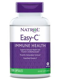 Easy-C Natrol 120 капс.
