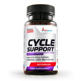 Cycle Support WestPharm 60 капс.
