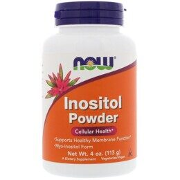 Inositol Powder NOW 113 гр.
