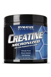 Creatine Micronized DYMATIZE 300 гр.