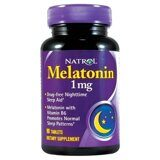 Melatonin 1 мг Natrol 180 таб.
