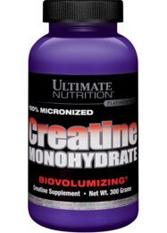 Creatine Monohydrate Ultimate Nutrition 300 гр.