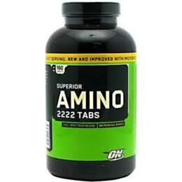 Superior Amino 2222 Tabs Optimum Nutrition 320 таб.