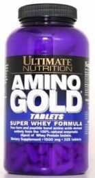Amino Gold 1500 Ultimate Nutrition 325 таб.